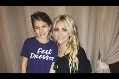 Jamie Lynn Spears' daughter makes full recovery, playing basketball again
