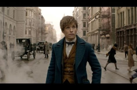 'Fantastic Beasts' won first 'Harry Potter' Oscar