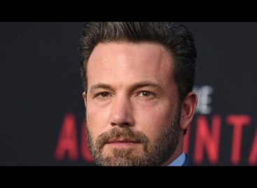 Ben Affleck reveals he just finished a stint in rehab