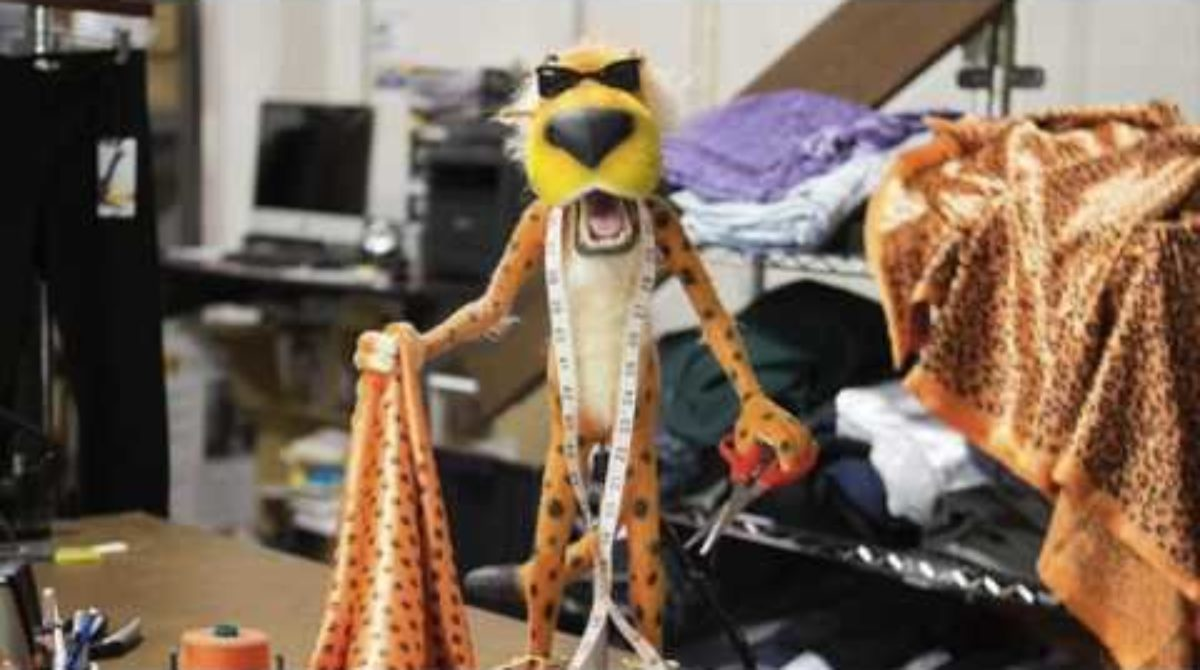 Cheetos mascot is breaking into the fashion world with new clothing line (Video)
