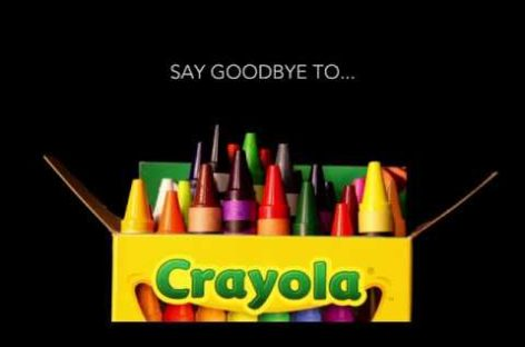 Crayola to retire color for National Crayon Day