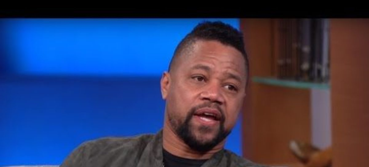 Dish in a Dash April 21: Cuba Gooding Jr.'s father found dead, Aaron Hernandez left behind suicide note for prison lover, nanny Mel B said her husband got pregnant sues her and more