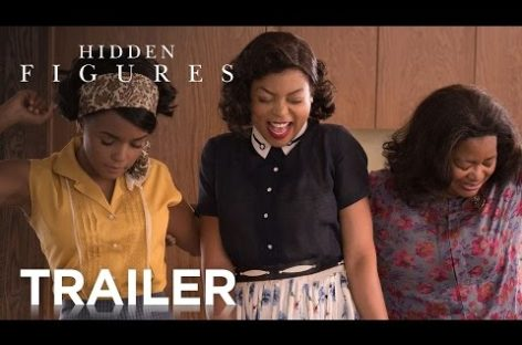 'Hidden Figures' holds off new releases to win the MLK box office weekend