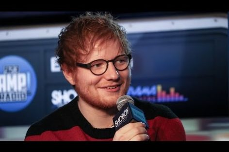 Ed Sheeran is enthusiastic about fatherhood (Video)
