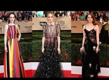 The best dressed at the 2017 SAG Awards