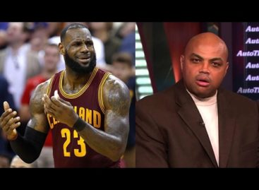 Lebron James rips Charles Barkley for being a 'hater'