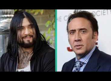 Nicolas Cage's son arrested for DUI and evading police