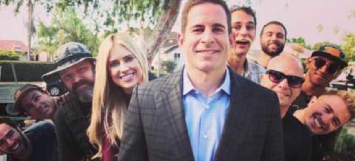 'Flip or Flop' star Tarek El Moussa seeking spousal support from Christina El Moussa