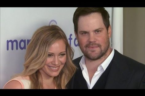 Hilary Duff's ex-husband and former NHL player Mike Comrie investigated for rape