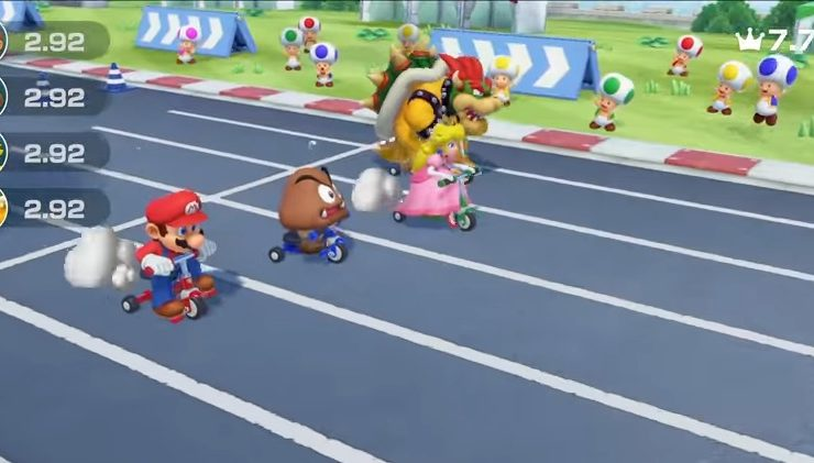 super mario party, mario brothers, Nintendo, E3
