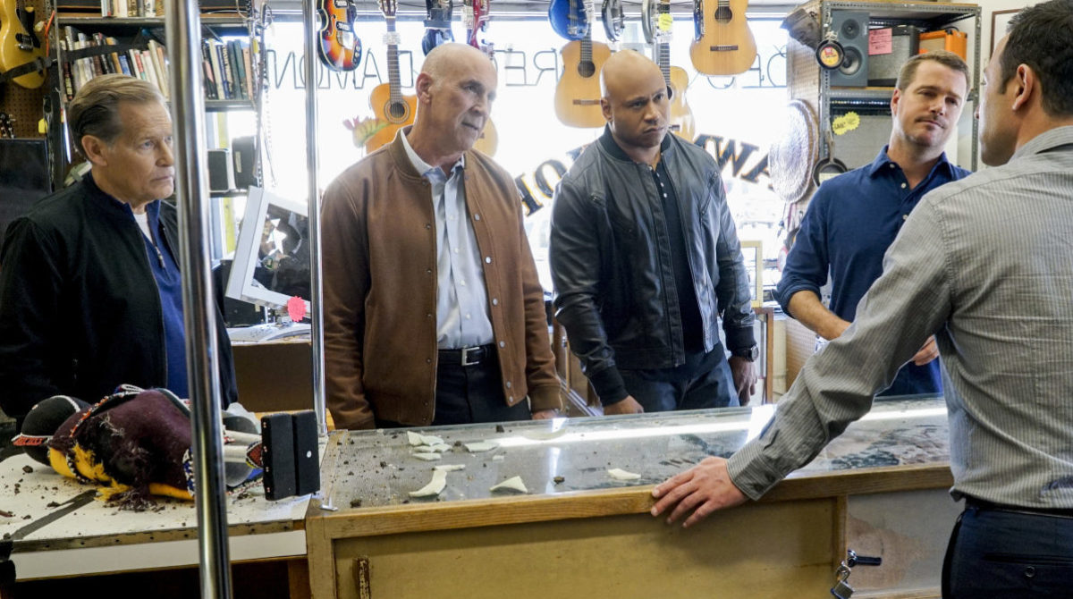'NCIS: Los Angeles:' Top 10 moments from 'Battle Scars'