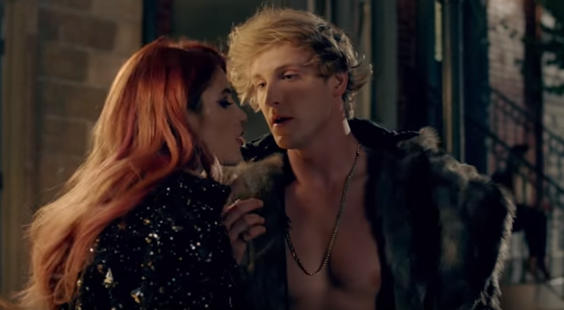 Logan Paul, Bella Thorne