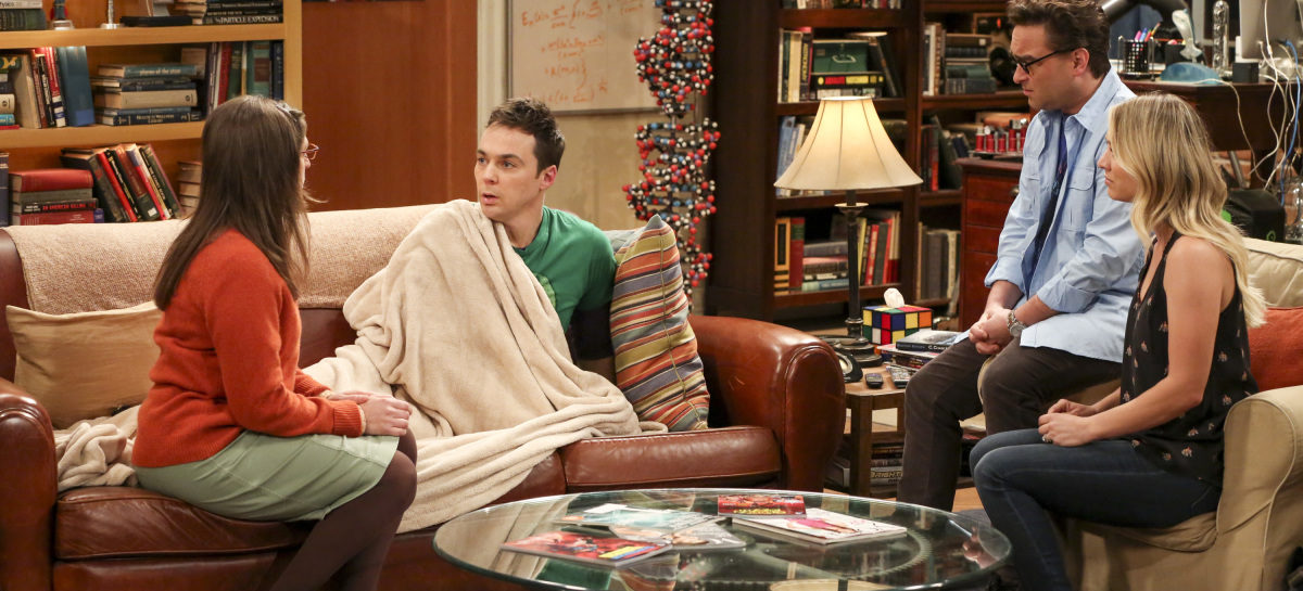 'The Big Bang Theory' recap: 'The Recollection Dissipation'