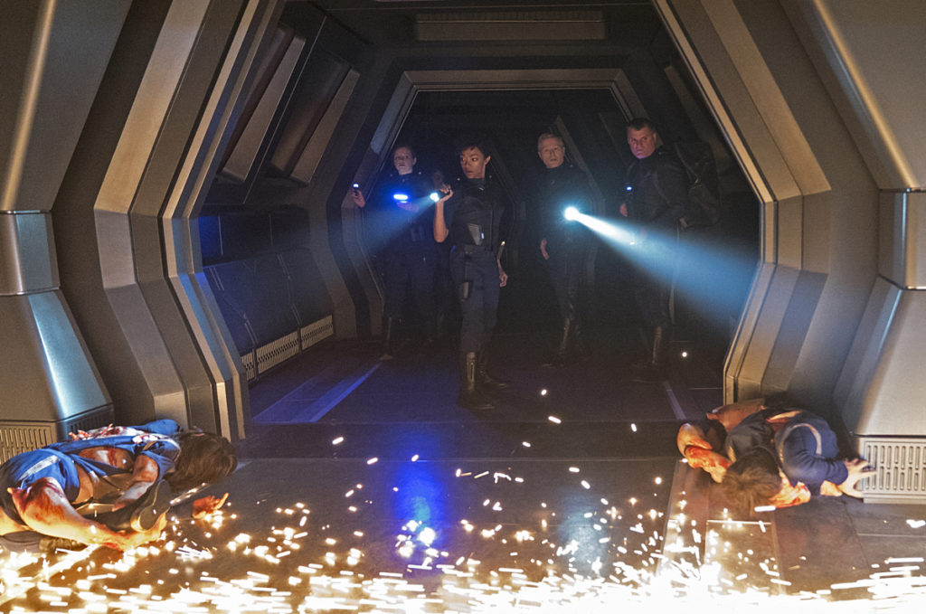 'Star Trek: Discovery' recap: 'Context is for Kings'