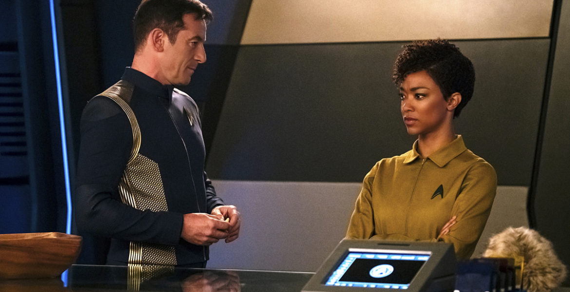 Star Trek: Discovery, Star Trek, Context is for Kings