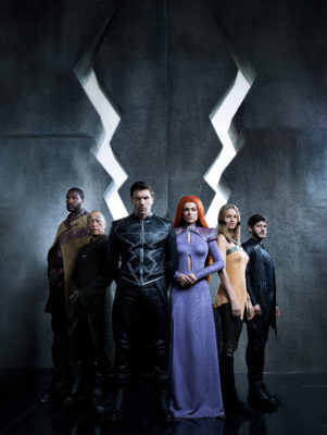 MARVEL'S INHUMANS, ABC'