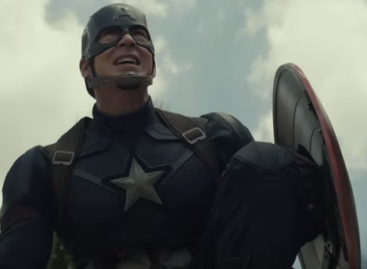 'Captain America: Civil War' first official trailer revealed (Video)