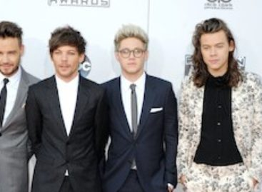 One Direction performs for the last time before hiatus