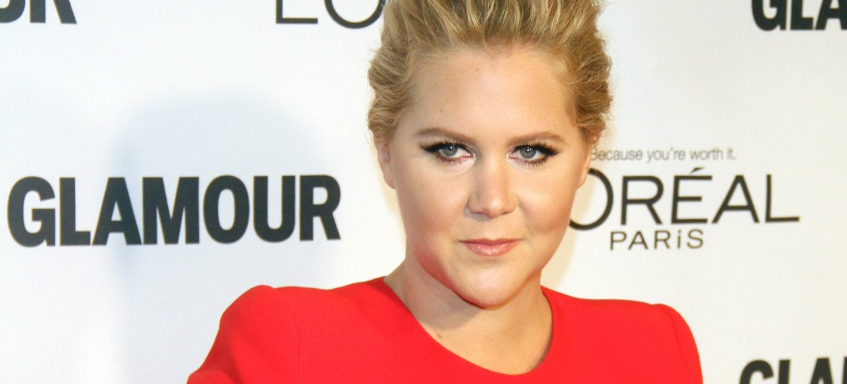 Amy Schumer dating furniture designer Ben Hanisch, who calls himself 'extremely lucky'