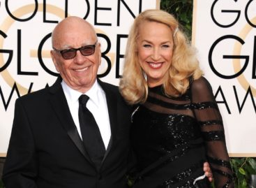 Rupert Murdoch engaged to Mick Jagger's ex, former supermodel Jerry Hall