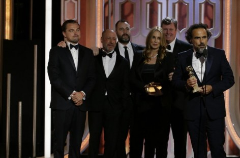 Golden Globes movies: 'The Revenant,' 'The Martian' dominate with some surprises sprinkled in