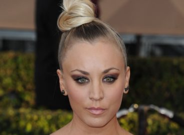 Kaley Cuoco and Sam Hunt leave post-Grammys party together smiling