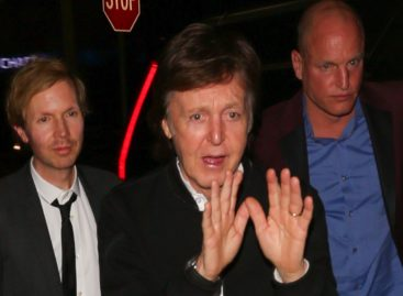 Paul McCartney and Beck turned down at the door at Tyga's post-Grammys party