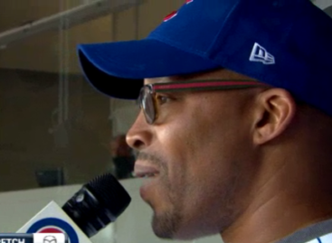 Cubs fans not pleased with Warren G's rendition of 'Take Me Out to the Ball Game' (Video)