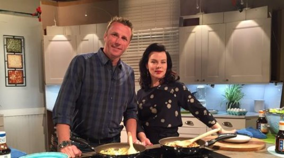 'Soy Vay' Interview with Debi Mazar and Marc Murphy
