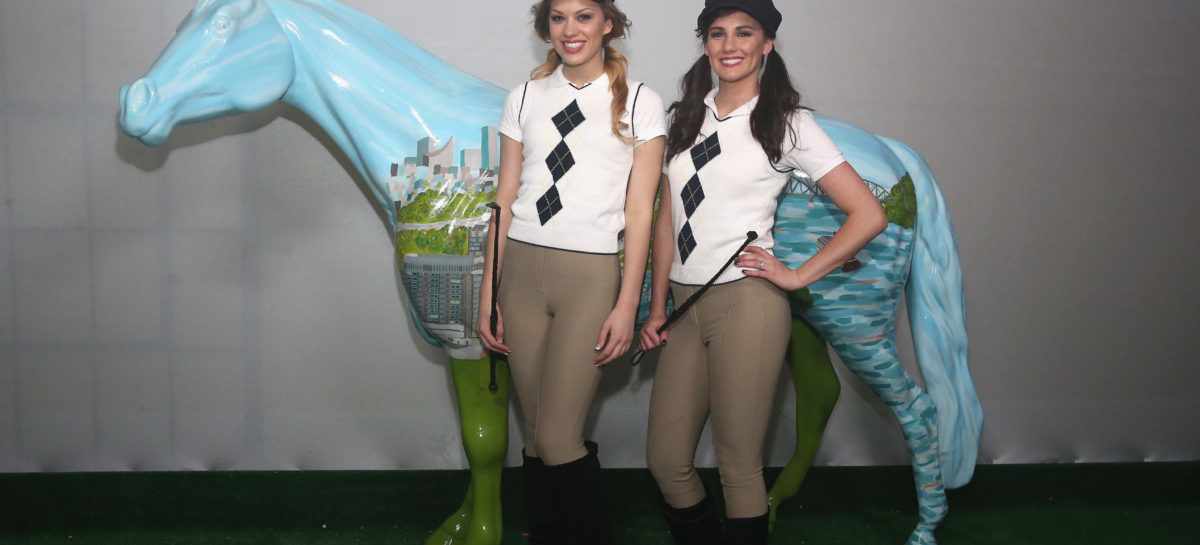 The Fillies & Stallions Derby Bash had guests bumping elbows with celebrities
