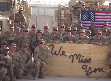 Interstate 10 releases touching Memorial Day tribute video