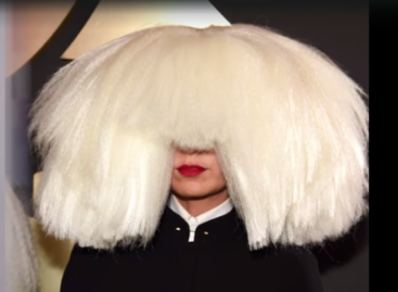 Sia's face accidentally shown during concert (Video)