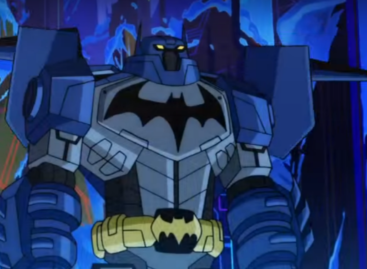 'Batman Unlimited: Mechs vs. Mutants' review