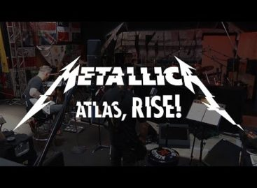 Metallica gives praise to cover done by 10-year-old drummer boy