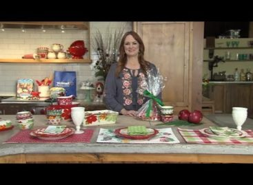 Interview with Pioneer Woman, Ree Drummond about holiday and life tips