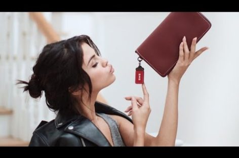 Selena Gomez and Coach confirm their partnership