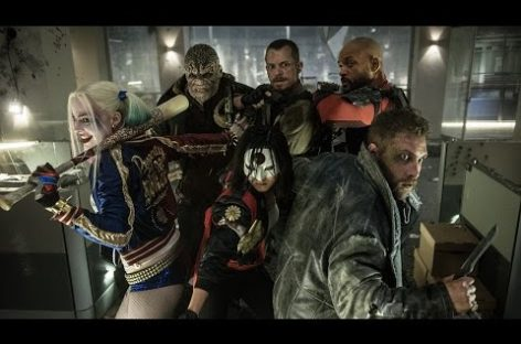 'Suicide Squad' starring Jared Leto and Margot Robbie Blu-ray movie review