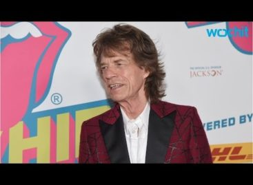 Mick Jagger's family shares pic of rocker's eighth child (Photo)