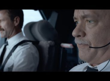 'Sully' starring Tom Hanks and Aaron Eckhart Blu-ray movie review