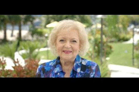 Man launches GoFundMe page for Betty White