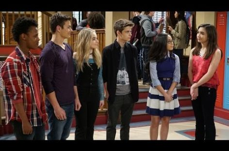'Girl Meets World' cast member hints at the show being cancelled