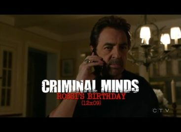 'Criminal Minds:' 'Top 10 moments from 'Profiling 202'
