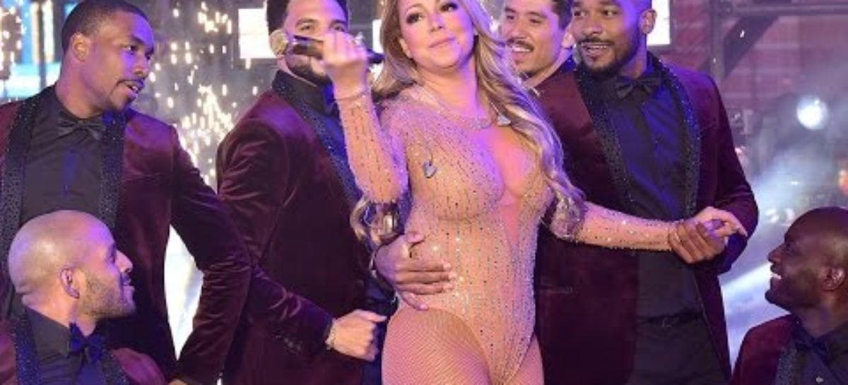 Jenny McCarthy says Mariah Carey is to blame for NYE performance, not Dick Clark Productions