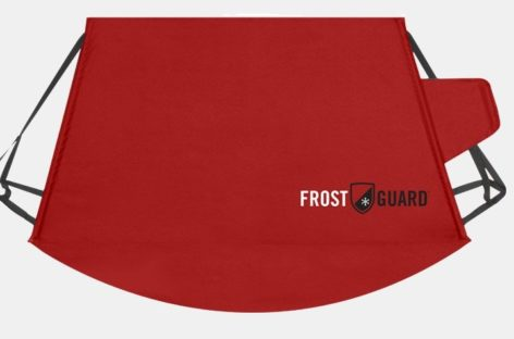 Save time and energy with FrostGuard windshield covers [REVIEW]