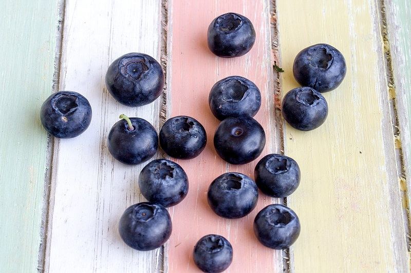 National Blueberry Pancake Day cocktails
