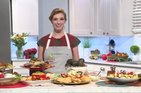 Chef Pati Jinich talks about Mexican cuisine, avocados and making game day delicious