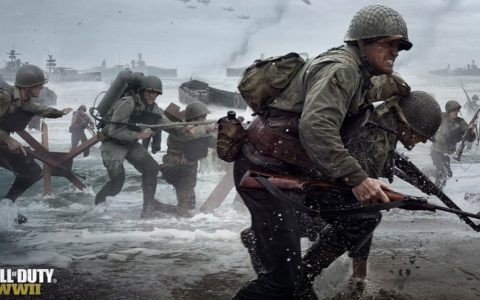 Call of Duty, WWII, Sledgehammer, Video Game