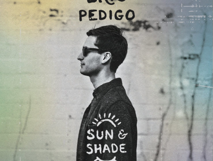 'Sun & Shade' Album Cover, Eric Pedigo