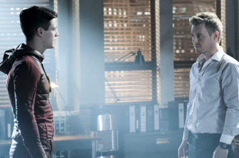 'The Flash:' Top 10 moments from 'Into the Speed Force'