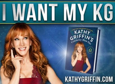 Interview with comedienne, best-selling author Kathy Griffin